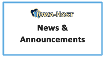 Iowa-Host's Web Hosting News and Announcements